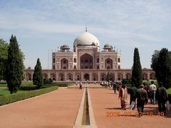 Delhi_Humayun_Tomb